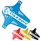 Bike Fender Road Bike Mountain Bike / MTB Plastics - 2pcs Gold Black Red Blue 3204