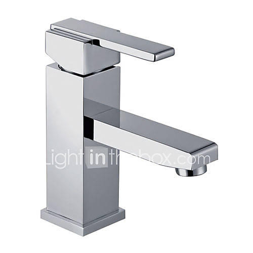 Clearance Bathroom Faucets : CLEARANCE -Single Handle Bathroom Sink Faucet (0572-LD-0511) 68696 ...