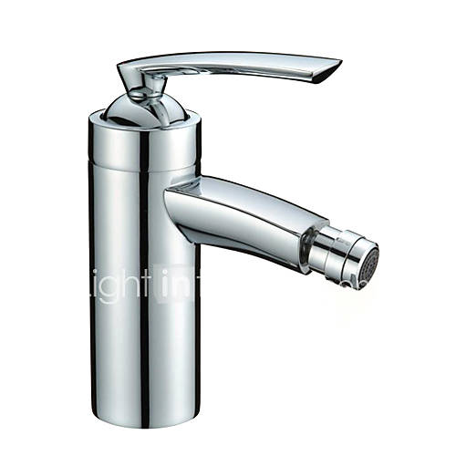 enkele handgreep chroom centerset badkamer wastafel kraan 1018 LK 2044