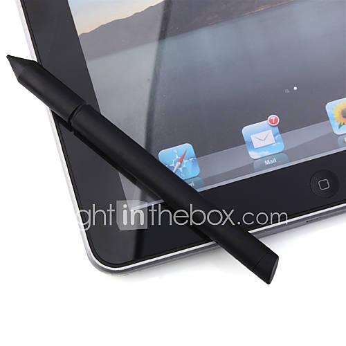 Stylet pour Ecran Tactile pour iPad, iPad 2 et le Nouvel iPad - Noir