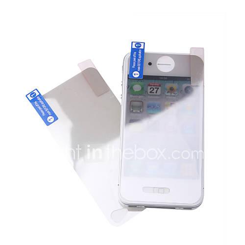 Protection d'Ecran  Chiffon de Nettoyage pour iPhone 4 (2 Pièces)