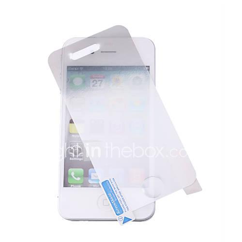 Protection d'Ecran  Chiffon de Nettoyage pour iPhone 4