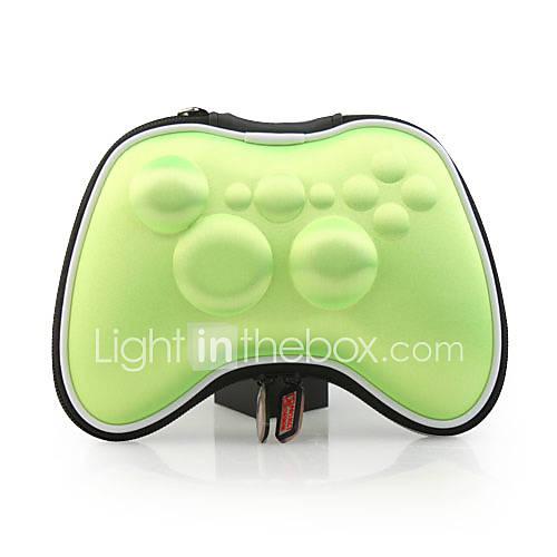 Airform poche carnier / sac pour xbox360 contrôleur (vert)