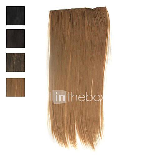 Salute e bellezza > Extension e ciocche di capelli > Extension di capelli con fermaglio
