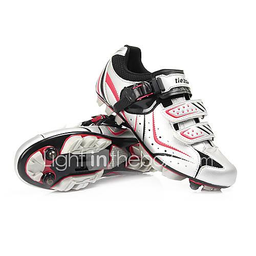 ciclismo mtb scarpe spd con fibra di vetro unico ed sythnetic microfibra PU superiore può compatibilità guardare spd spd-r spd-sl