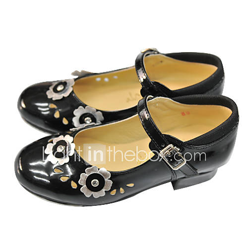 Patent Leather Tap/Ballroom Dance Shoes For Kids/Women ...