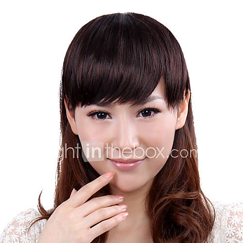 Clip in bangs pictures