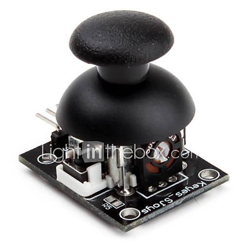 módulo electrónico del joystick pulgar ps2 bricolaje para (para arduino) Descuento en Lightinthebox
