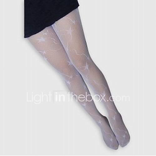 mujerzuela medias de nylon
