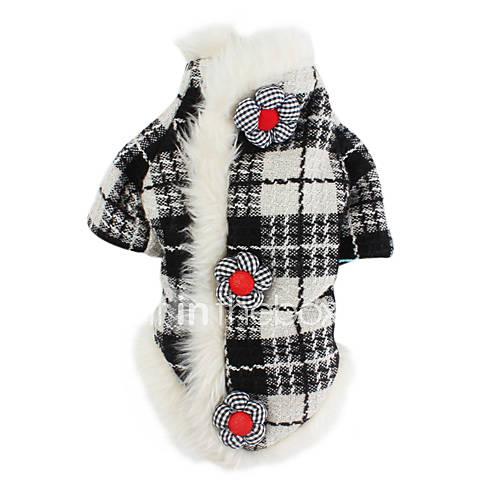 cachorro-casacos-roupas-para-caes-classico-mantenha-quente-xadrez-preto-branco-ocasioes-especiais-para-animais-de-estimacao