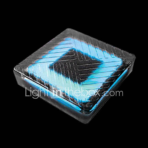 Luces solares de vidrio con motor de metro con 12 luces - Luces solares para exteriores ...
