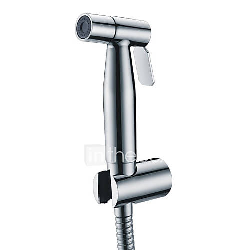 Contemporary Stainless Steel Chrome Finish Bidet Faucet