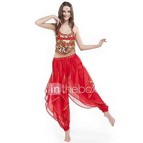 Ropa de gasa con rebordear el rendimiento del vientre Pantalón traje de las señoras más colores Descuento en Lightinthebox