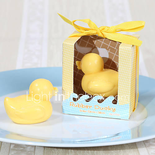 baby shower rubber ducky soap favors 240606 2016
