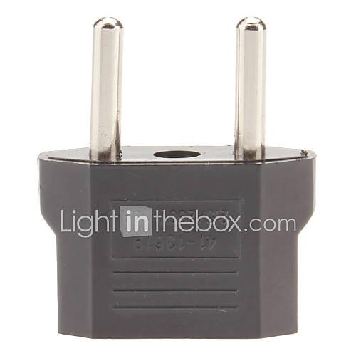EU Plug à l'UE et US Plug AC Power Adapter (110-240V)