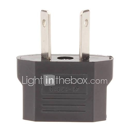 Branchez l'UA à l'UE et US Plug AC Power Adapter (110-240V)