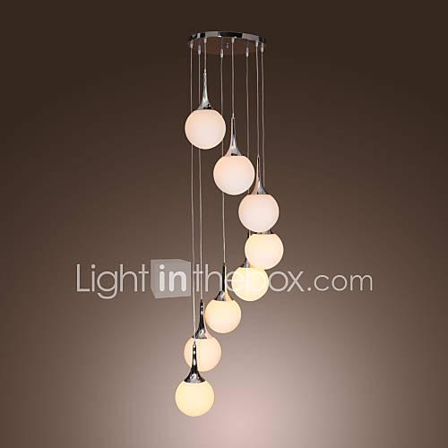 Casa e giardino > Illuminazione > Lampadari: Lampadario moderno con 5 l...