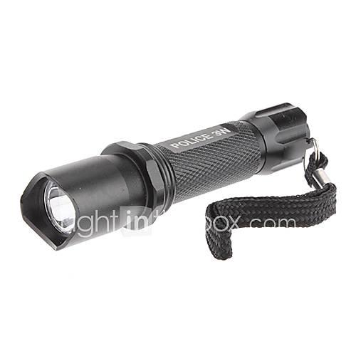 Mini 1-3W Lampe de poche mode (1xAAA)