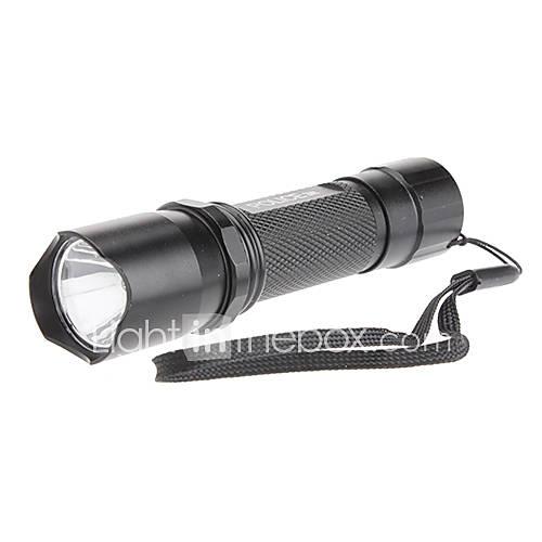 Portable 1-3W Lampe de poche mode (1xAA)