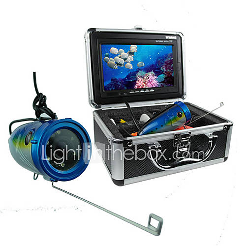 New 600tvl Color Underwater Video Camera Fishing Camera