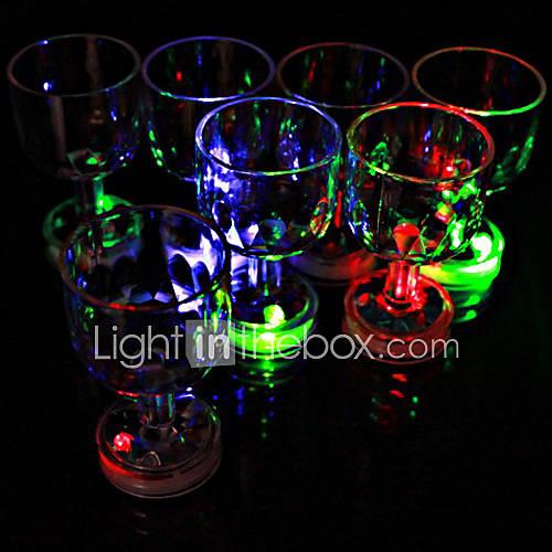 colores parpadeando pequeña copa con flash de luz led (PC 1) Descuento en Lightinthebox