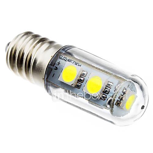 1w e14 llevó luces de maíz t 7 SMD 5050 80 lm 6000-6500K ac blanco 220-240 v