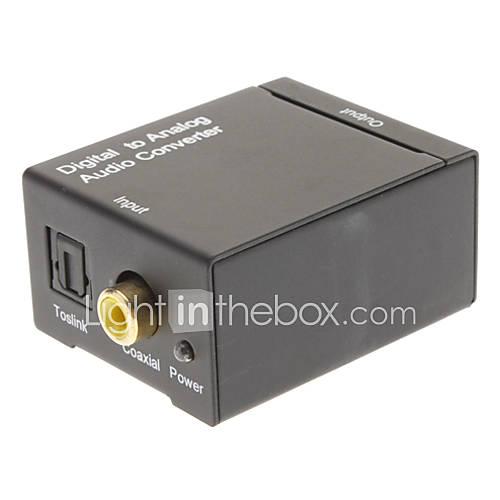 Digital a analógico convertidor de RCA F / F p/n007 Descuento en Lightinthebox