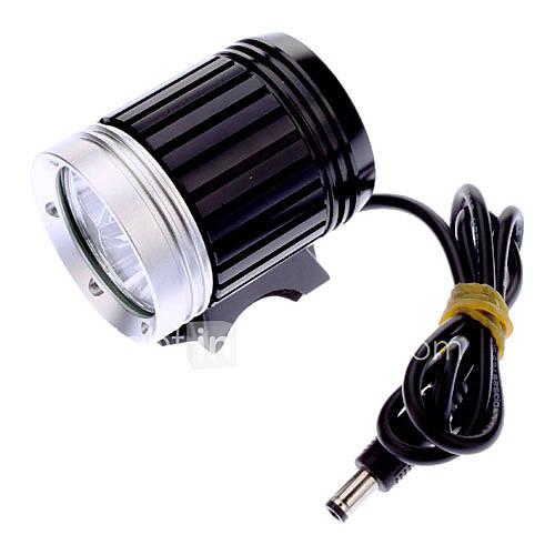 eclairage de v lo bicyclette lampe avant de v lo led cree t6 cyclisme rechargeable 18650. Black Bedroom Furniture Sets. Home Design Ideas