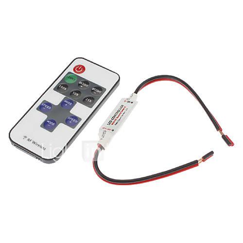 unico-luz-8-mode-led-strip-lamp-rf-controle-remoto