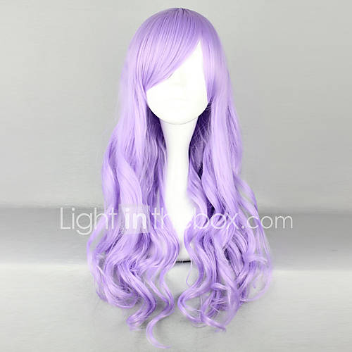 Light Purple Wigs 38