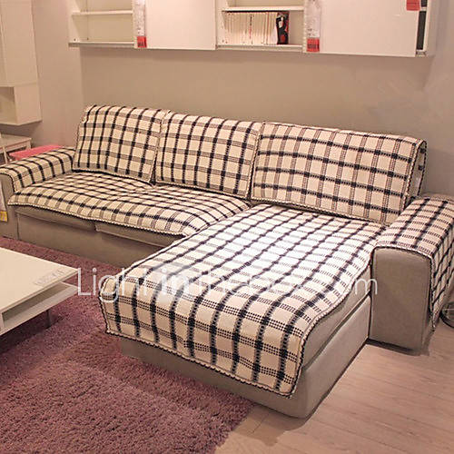 Cotton Pastoral Style Sofa Cushion 90 90 207930 2017