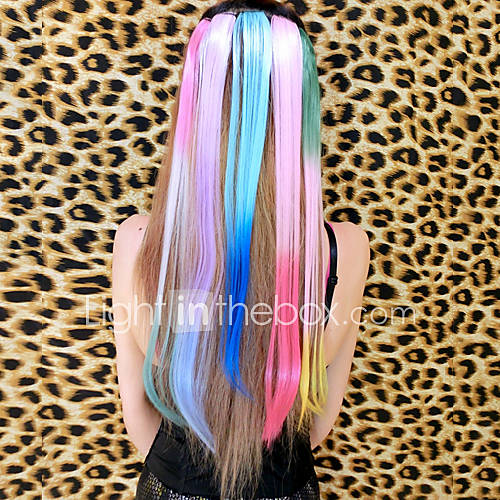 Colorful Hair Extension 3