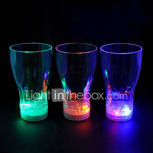 Colorful LED Flashing Cup