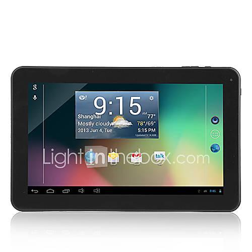 Venstar 2050 tablet wifi 10.1 (android 4.2, 8g rom, 1g ram, doppia fotocamera): offerta