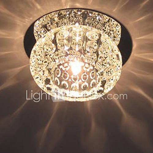 Cristallo moderno Nuova lampada del soffitto