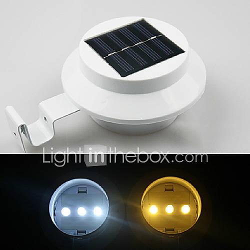 3-led-de-luz-branca-solar-energy-saving-cerca-gutter-outdoor-garden-wall-caminho-da-lampada-cis-57155b