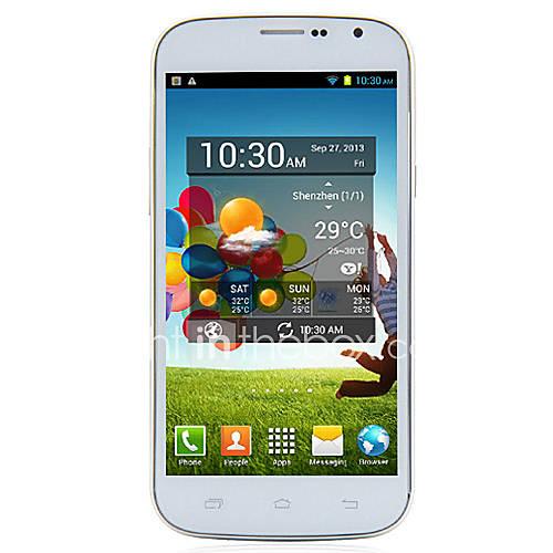 doogee dg500c 5.0 ''3g android 4.2 smartphone (quad-core, dual sim, wifi, 3g)