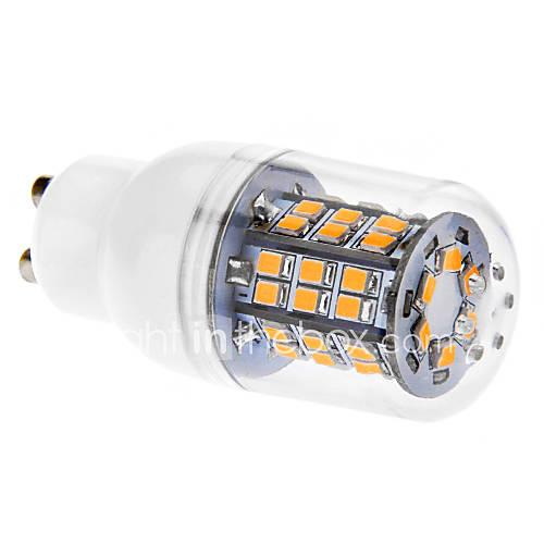 3W 235-265 lm GU10 LED Corn Lights T 46 leds SMD 2835 Warm White AC 220-240V