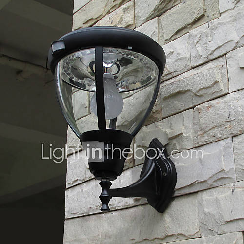 Frostfire Solar Wall Light With Pir Motion Sensor : PIR Motion Sensor Solar Light / Solar Wall Light / LED Udend?rsbelysning (LEH-44231B) 972351 ...