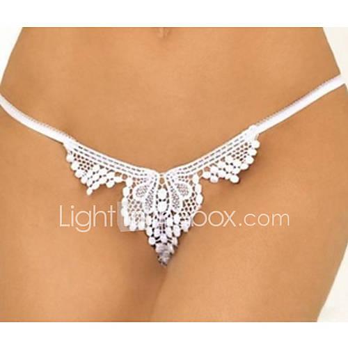Ultra Sexy encaje transparente tangas de mujer Descuento en Lightinthebox