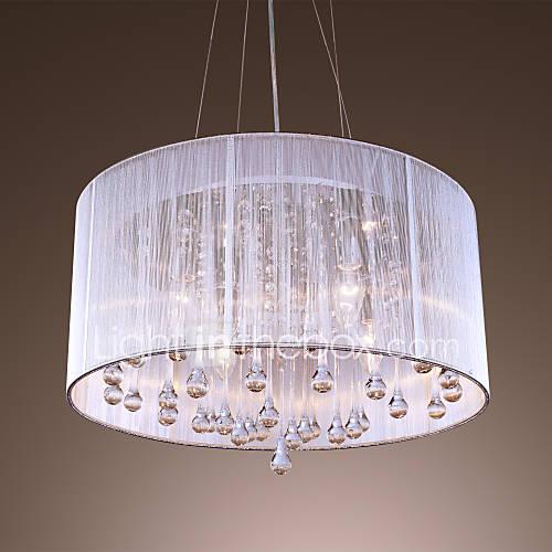Max 40W Pendant Light , Modern/Contemporary / Drum