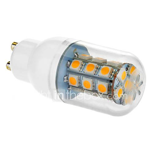 GU10 5W 320LM Warm White 20 SMD 5050 LED Spot Light Lamp Bulb 220V