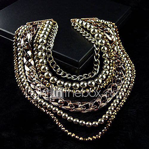 elegant crystal resin bib necklace 943920 2016. Black Bedroom Furniture Sets. Home Design Ideas