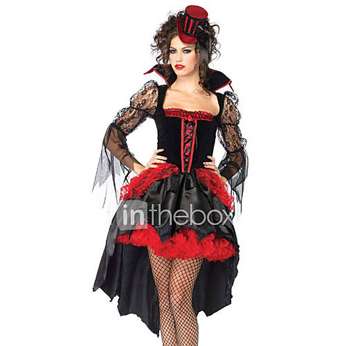 sexy womens madame bloodthirst vampiress halloween costume 404869 2016. Black Bedroom Furniture Sets. Home Design Ideas