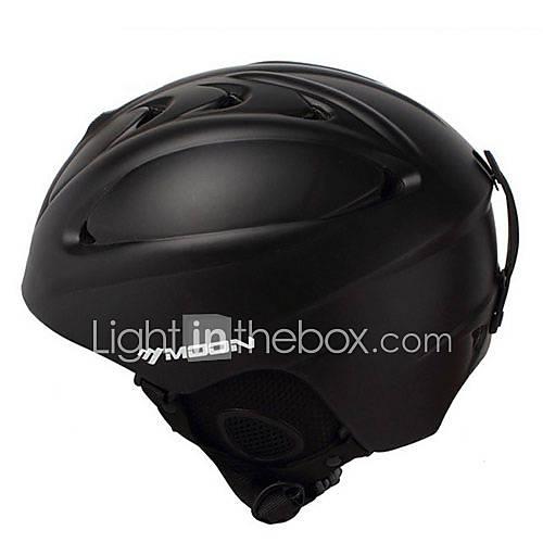 lua-unsiex-matte-black-outono-inverno-abs-ski-snowboard-helmet
