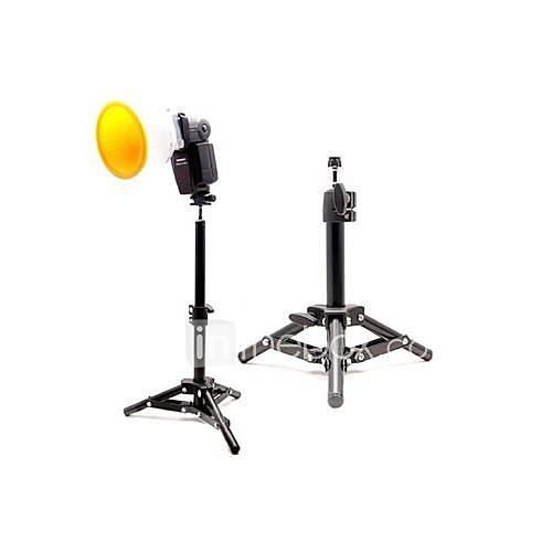 LS-600 Mini lightstand / Tripé / Luz Stand / Lamp Stand titular Equipamento Fotográfico Estúdio