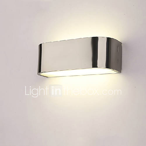 Wall Sconce With Integrated Switch : LED / Bulb Included Flush Mount wall Lights,Modern/Contemporary LED Integrated Acrylic 1069149 ...
