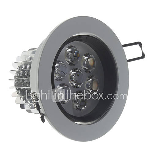 Luces de techo regulable luces empotradas 7w 560 lm blanco - Luces empotradas techo ...