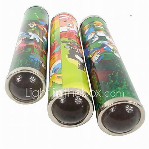 Grappig levende cartoon caleidoscoop speelgoed voor kinderen willekeurige kleur verzonden - Kleur voor levende ...