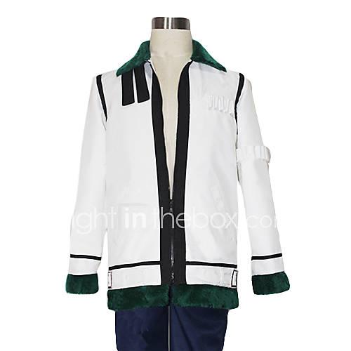 One Piece capitaine fumeur Cosplay Jacket